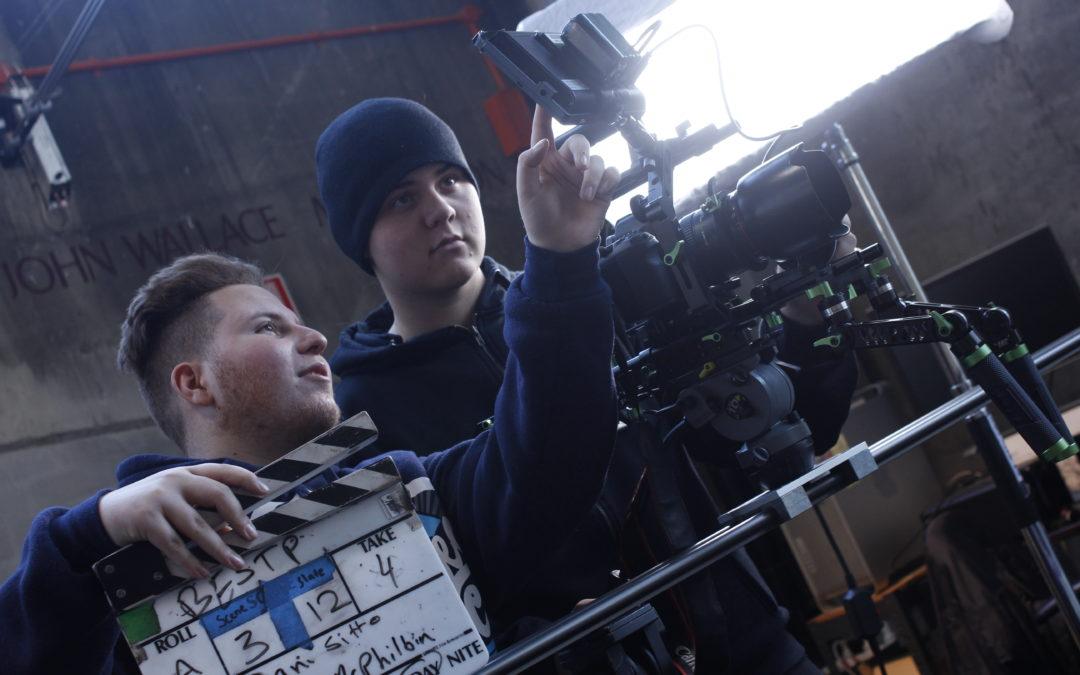 Film School Opens Doors to Curious Creators