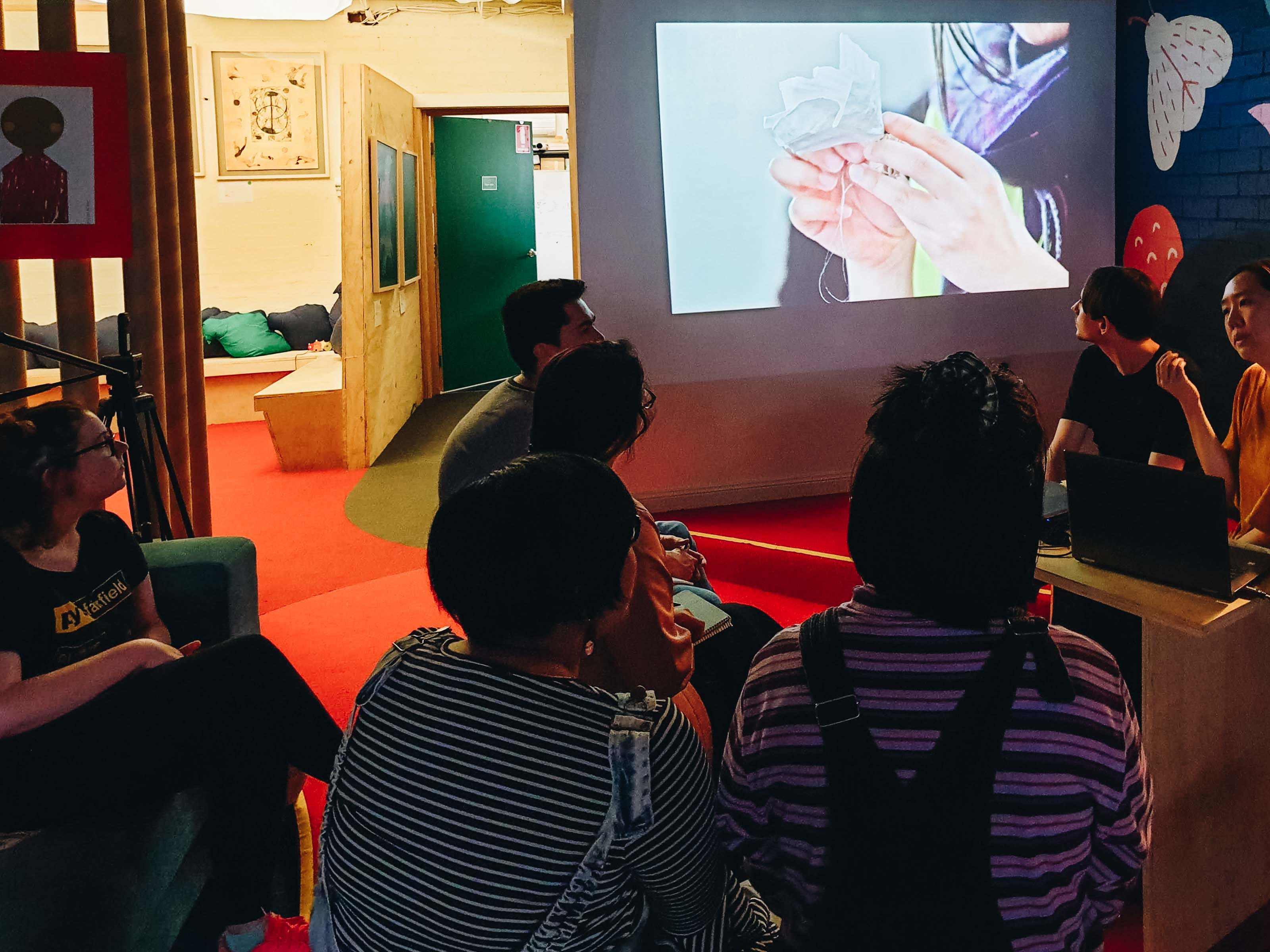 Murasaki Penguin Masterclass Makers Space 2019 3