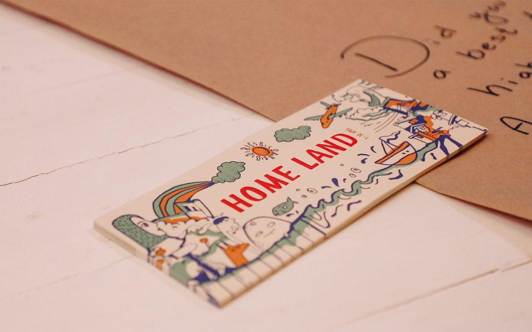 Long Table – Homeland Play Reading