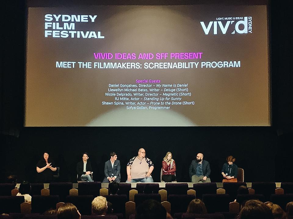 Screenability Vivid Meet the Filmmakers