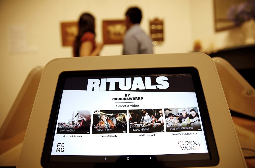 Rituals at FCMG Launch