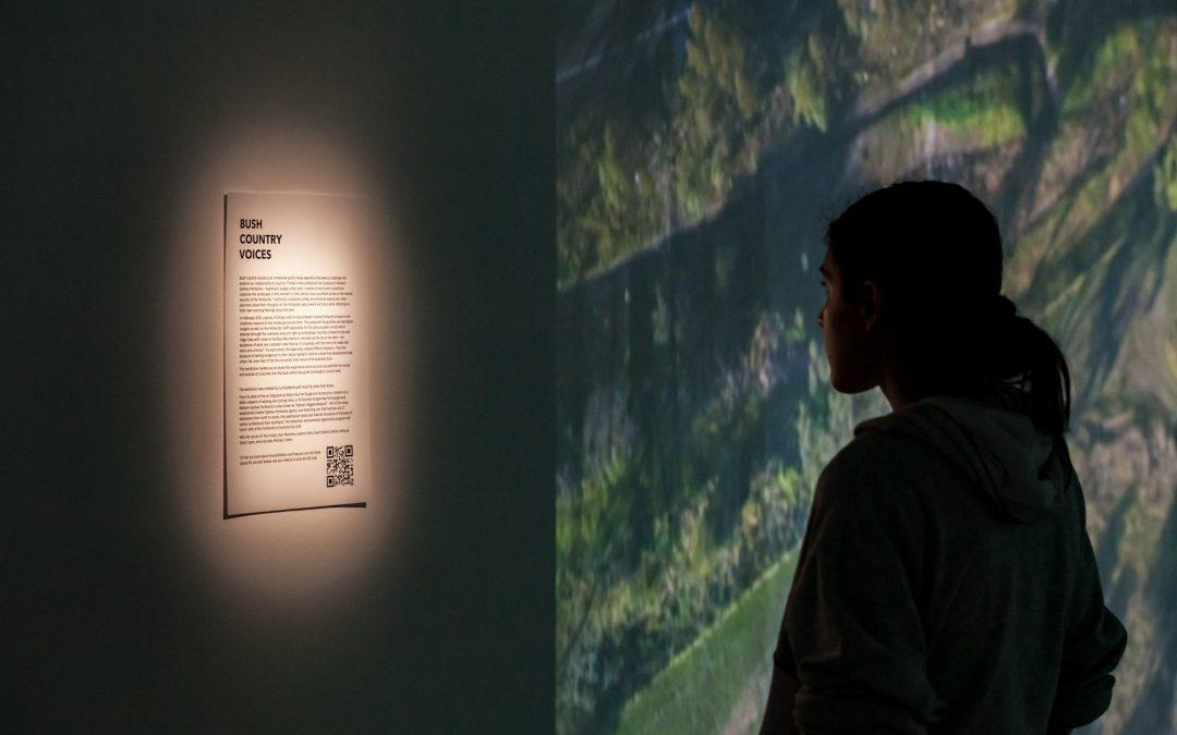 Bush, Country, Voices Exhibit Opens at Casula Powerhouse Arts Centre